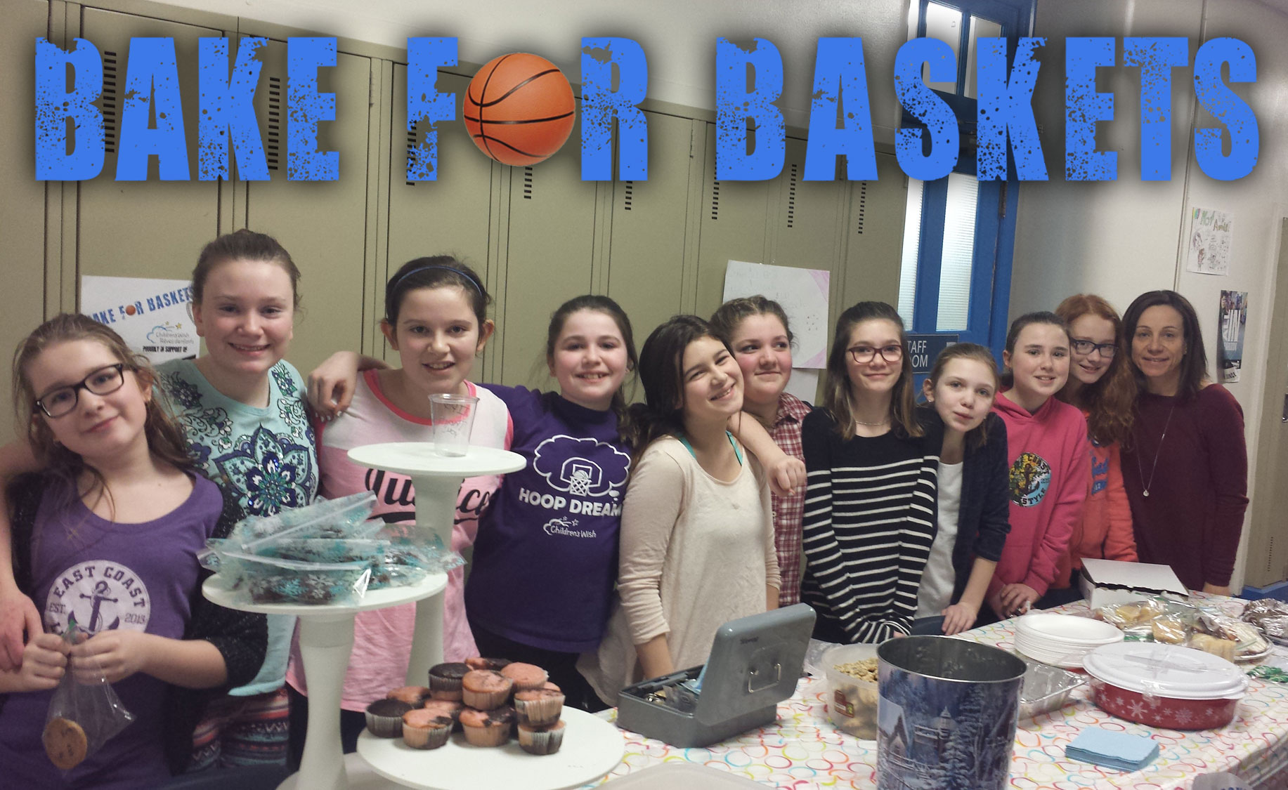 Bake for Baskets Crew